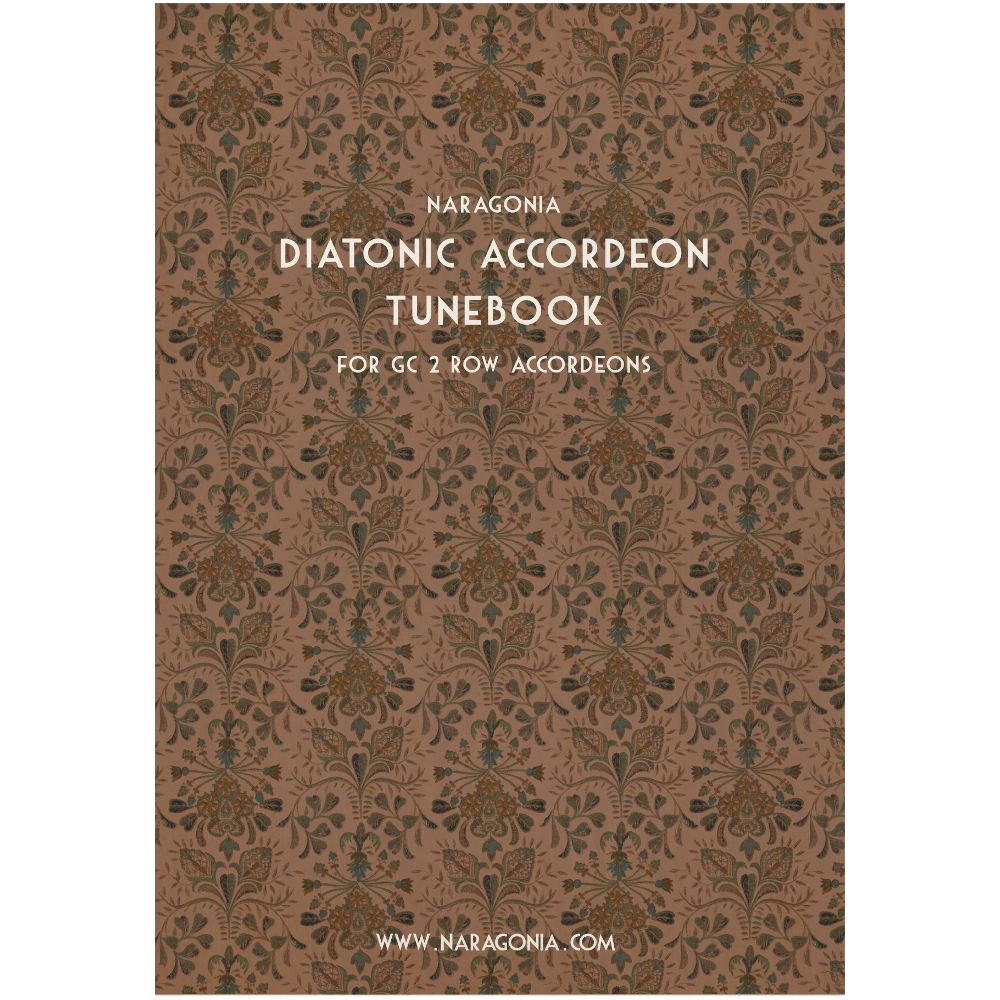 Tunebook Diatonische Accordeon